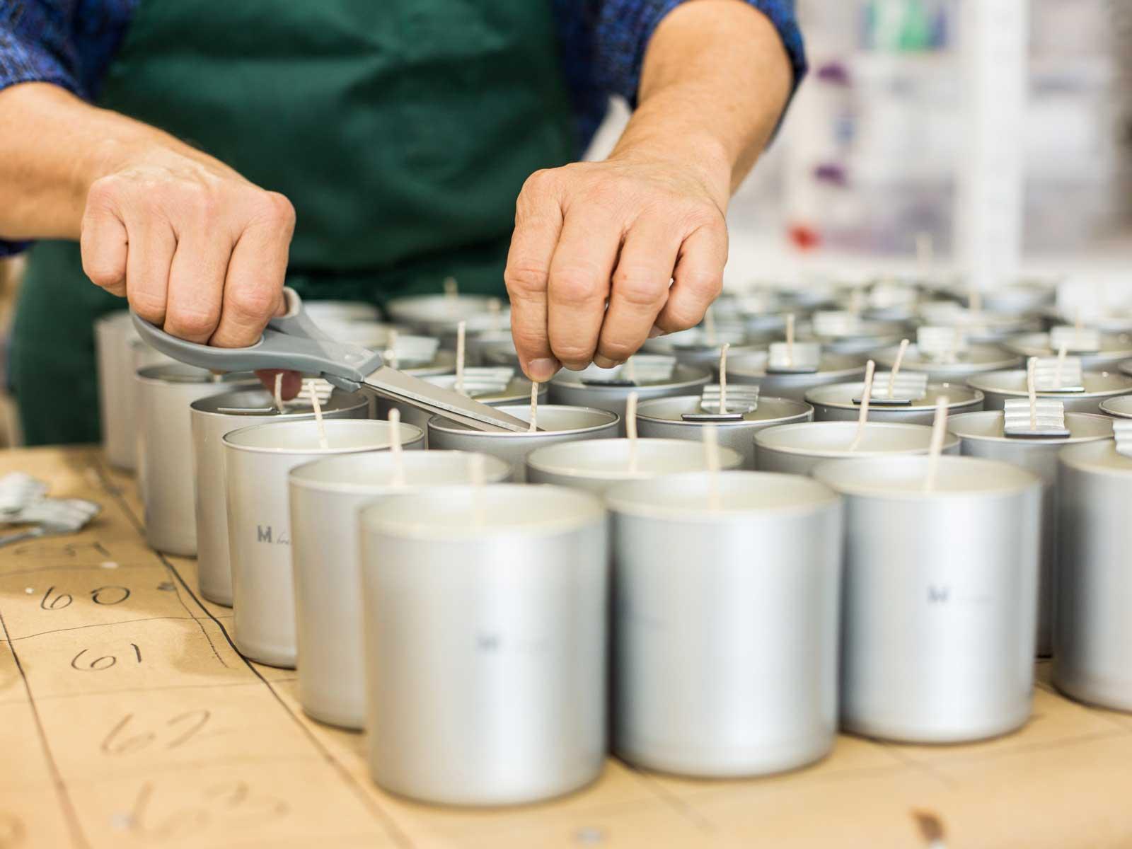 Masterclass N°1 – Initiation à la fabrication des bougies