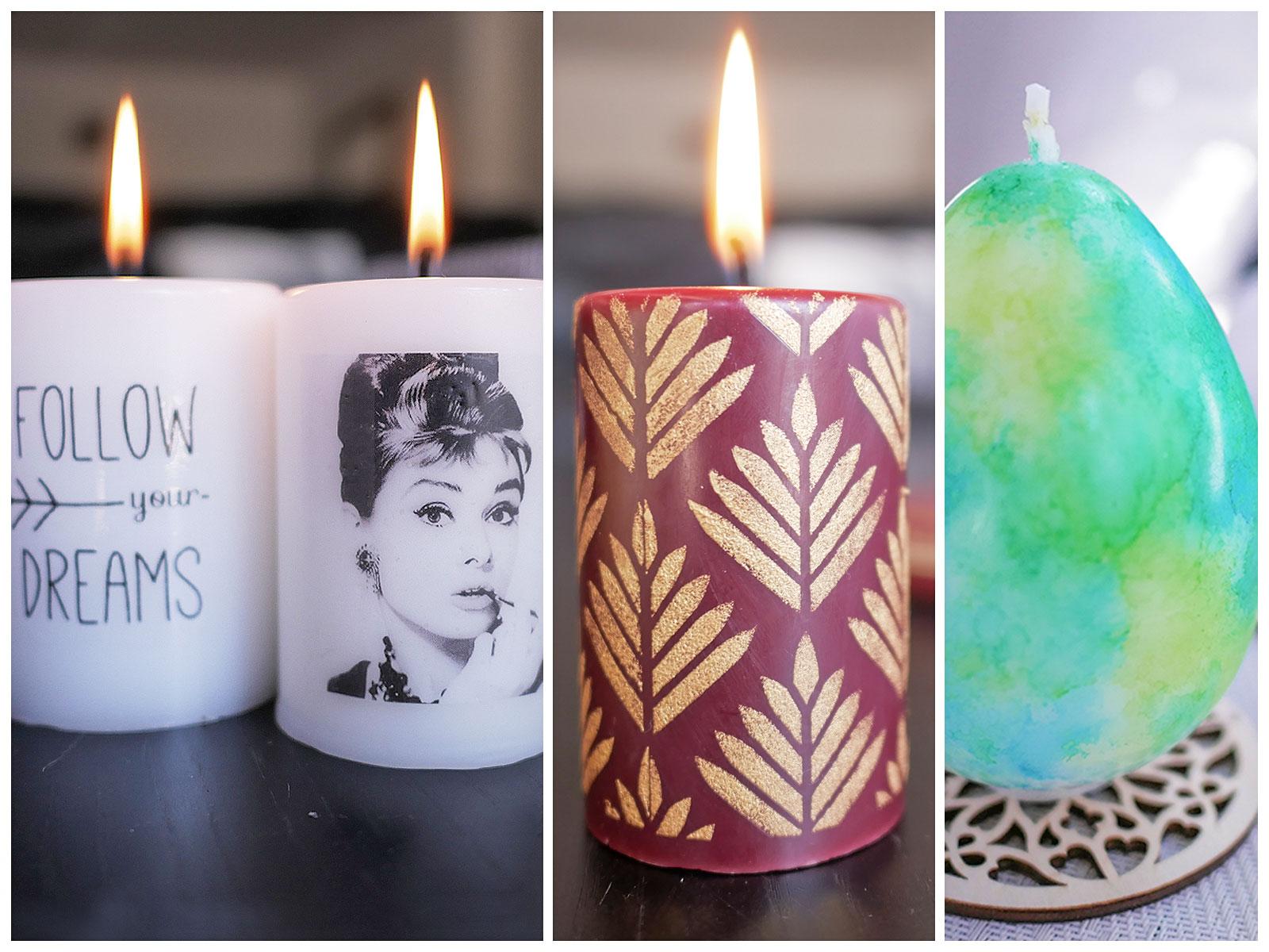 Masterclass N°6 – Décoration et personnalisation des bougies