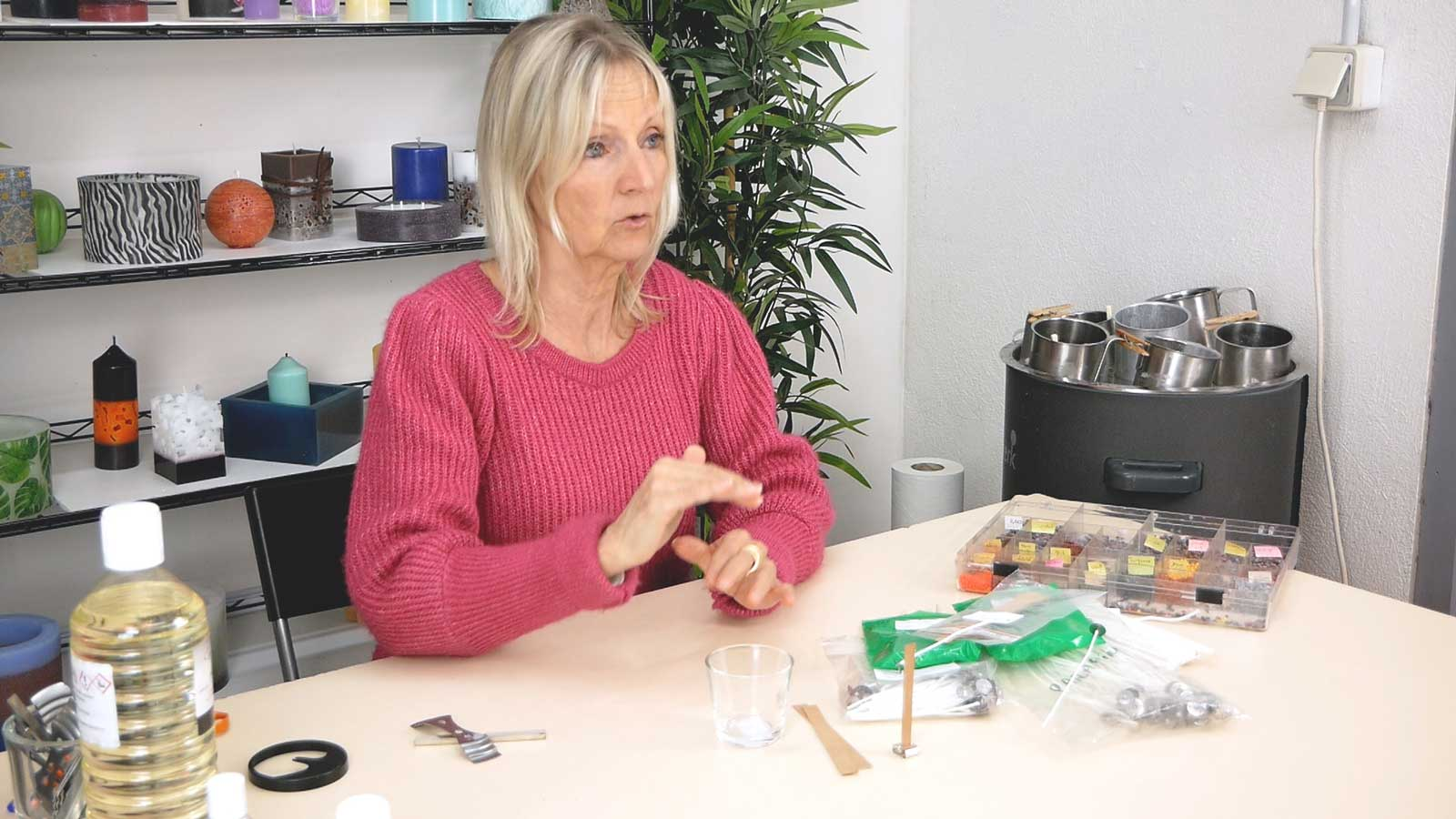 Choisir colorants et parfums pour bougies : formation Bougiesmasterclass