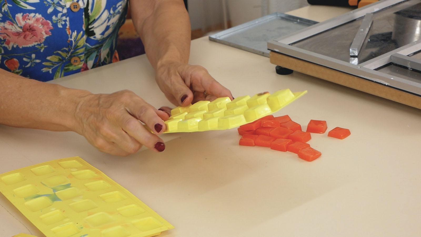 Comment fabriquer ou utiliser des crackers de cire également appelés dés de cire