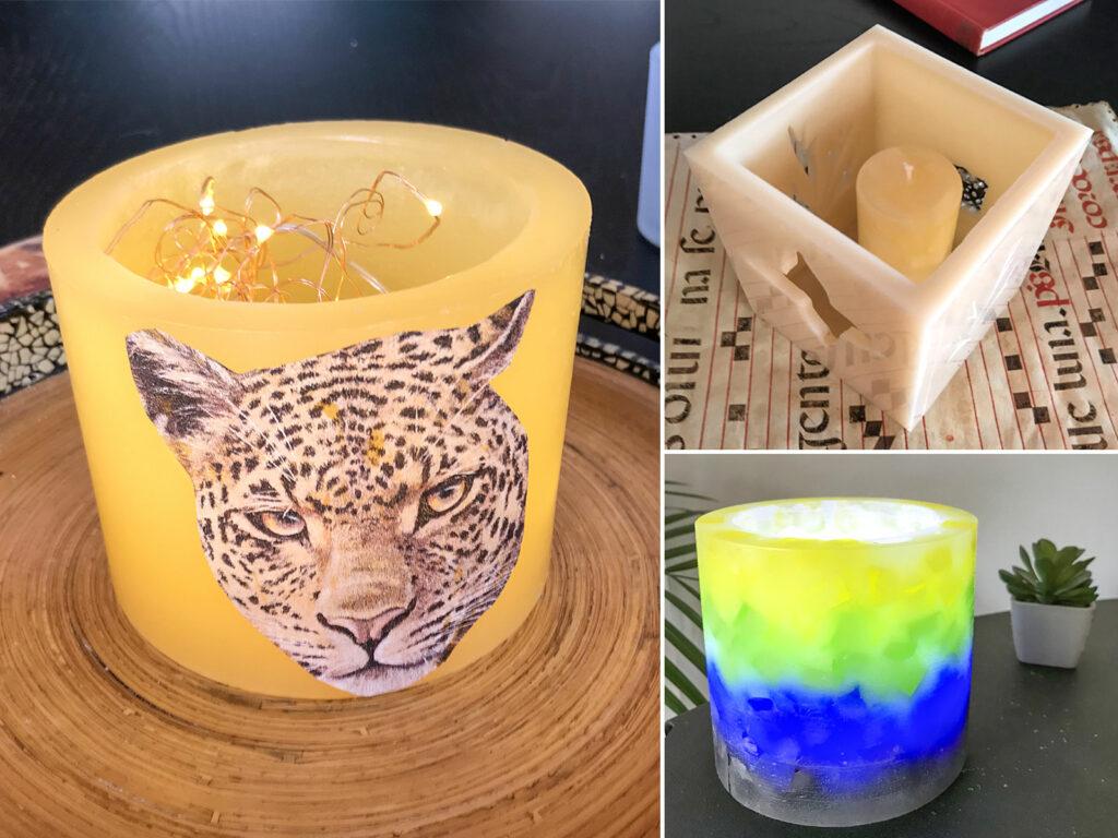 Bougiesmasterclass N°5 - Formation à la fabrication des bougies