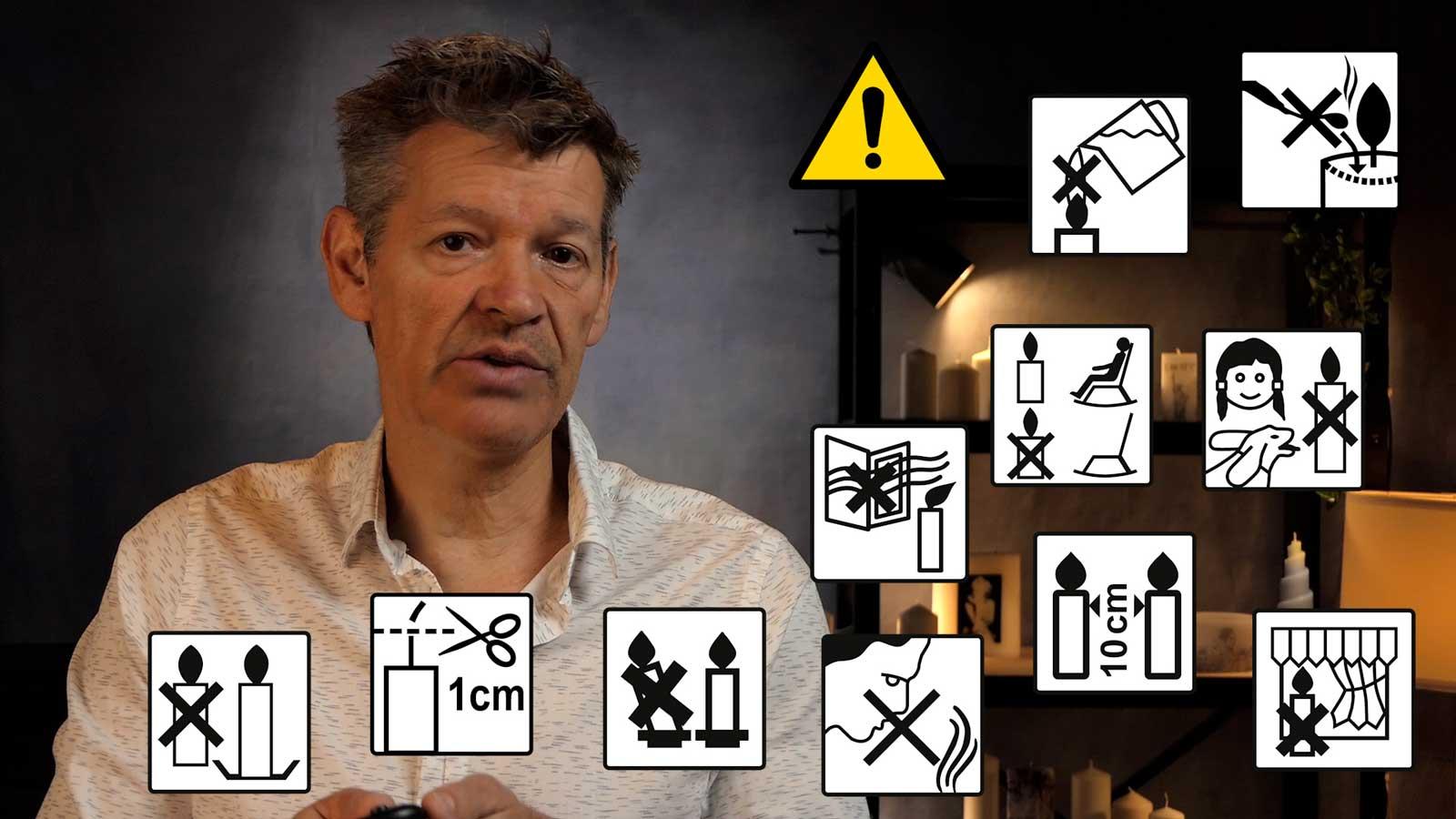 Formation pictogrammes de sécurité incendie AFNOR